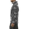 asics Fuzex Packable hardloopjas Heren grijs/zwart